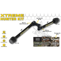 Bee Stinger Sport Hunter Xtreme Stabilizer Kit 10.8