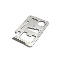 11 in 1 Credit Card Multi-Tool