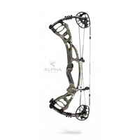 HOYT REDWRX Carbon RX-4 Alpha Hunting Compound Bow
