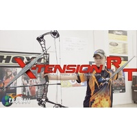 Tru Ball X-Tension R/T Release Aid (Globo Swivel)