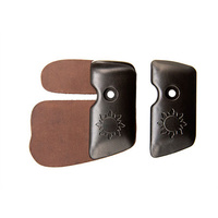 Fairweather Modulus Finger Tab Plates and Leather