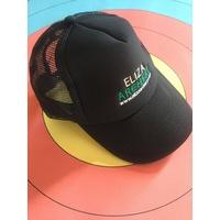 Eliza Archery Black Hat