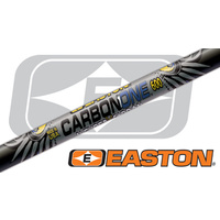 Easton Carbon One Arrow Shafts p/k 12